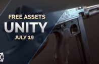 FREE Unity Assets – August 2019