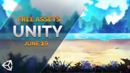 FREE Unity Assets July