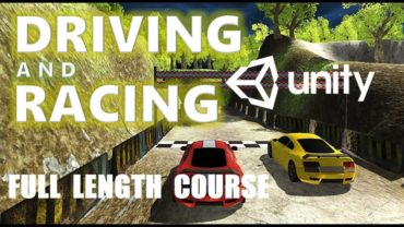 How To Make A Driving & Racing Game In Unity