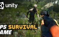 Unity FPS Survival Game Tutorial