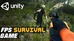 Unity FPS Survival Game Tutorial